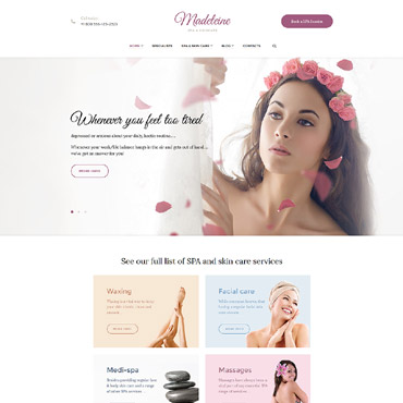 Website Template № 59014