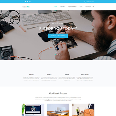 Website Template № 59024