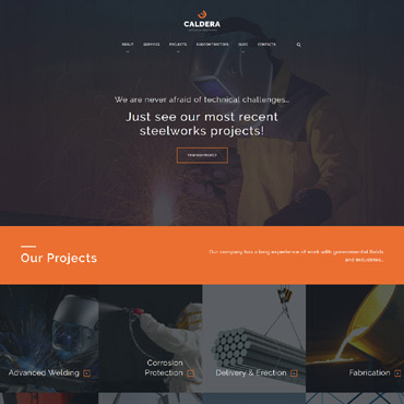 Website Template № 59027