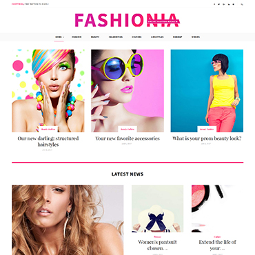 Website Template № 59028