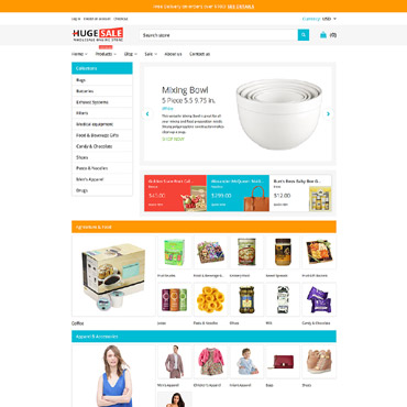 Template Shopify #59036