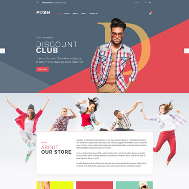 Website Template № 59038