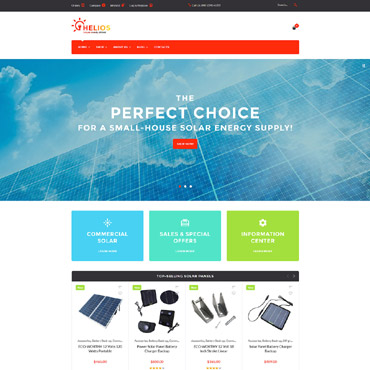Website Template № 59040