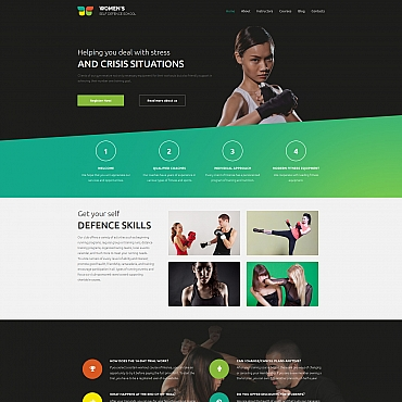 Website Template № 59064