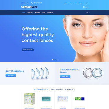 Website Template № 59085