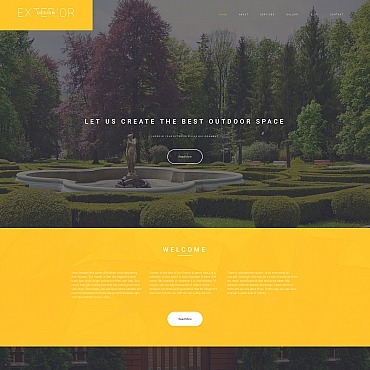 Website Template № 59110