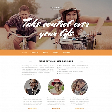 Website Template № 59113