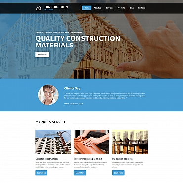 Website Template № 59122