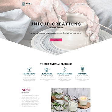 Website Template № 59134