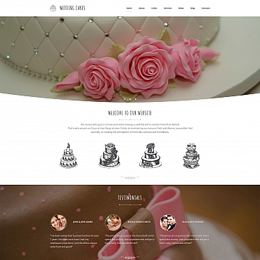 Website Template № 59138