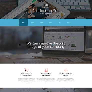 Website Template № 59139
