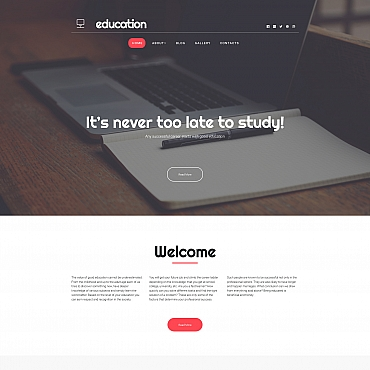 Website Template № 59173