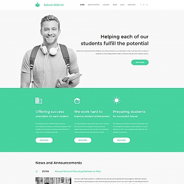 Website Template № 59179
