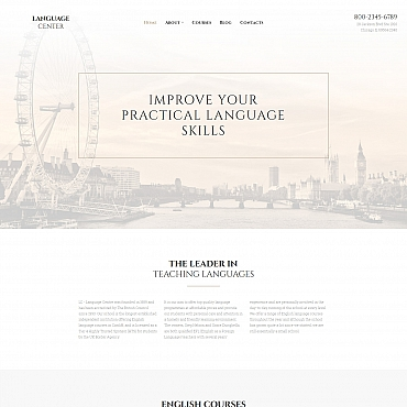 Website Template № 59184