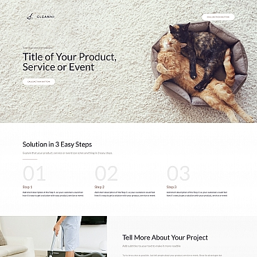 Website Template № 59197