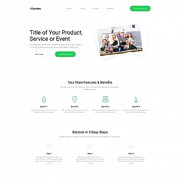 Website Template № 59199