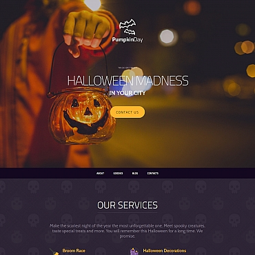 Website Template № 59228