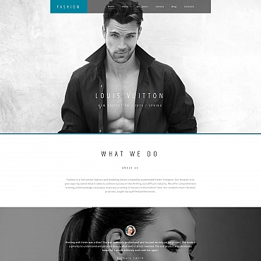 Website Template № 59232