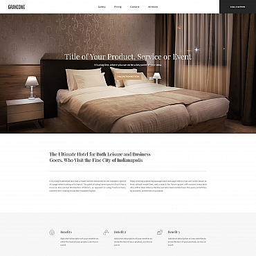 Website Template № 59242
