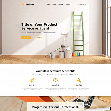 Website Template № 59248