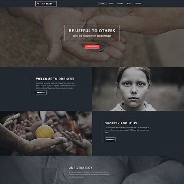 Website Template № 59263