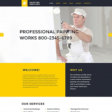 Website Template № 59274