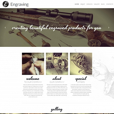 Website Template № 59277