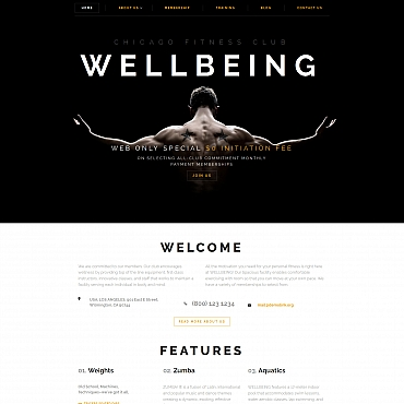 Website Template № 59278