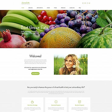 Website Template № 59286