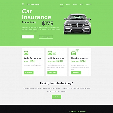 Website Template № 59414