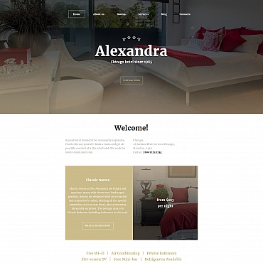 Website Template № 59428
