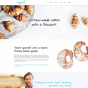 Website Template № 59429