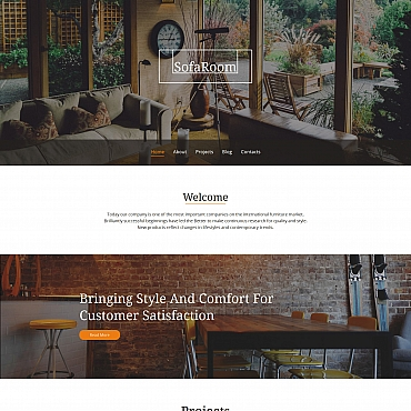Website Template № 59436