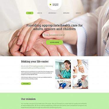 Website Template № 59441