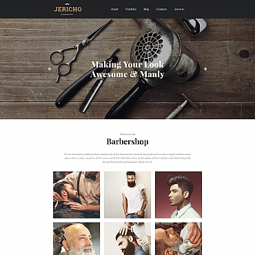 Website Template № 59446