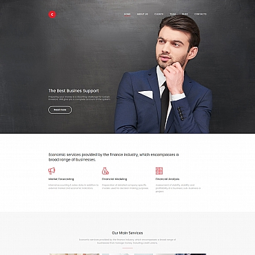 Website Template № 59453