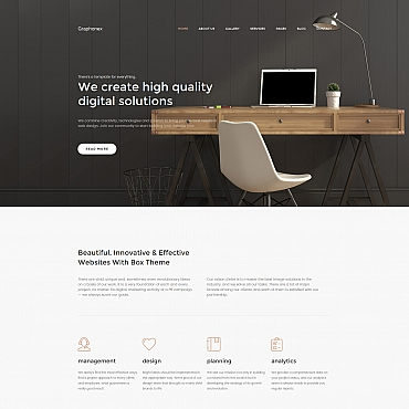 Website Template № 59454