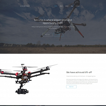 Website Template № 59456