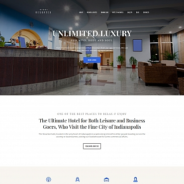 Website Template № 59458