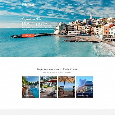 Website Template № 59461