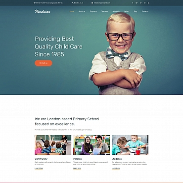 Website Template № 59464