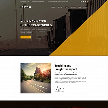 Website Template № 59467