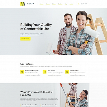 Website Template № 59468