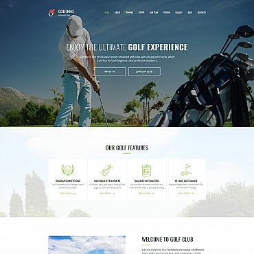 Website Template № 59469