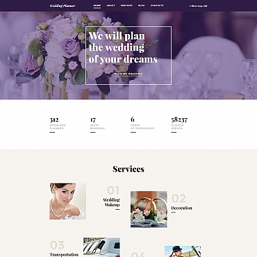 Website Template № 59472