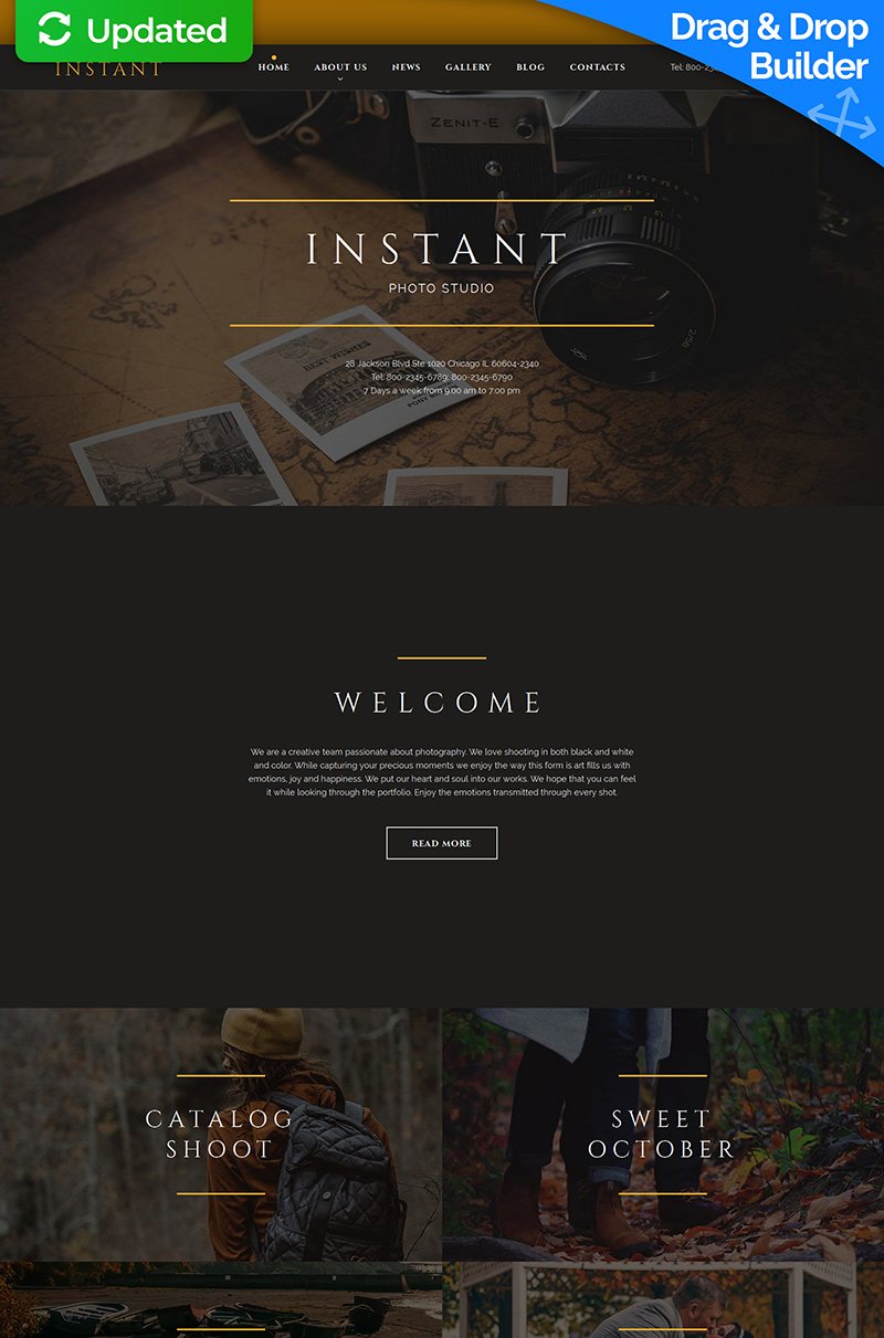 Flash Photo Gallery Templates