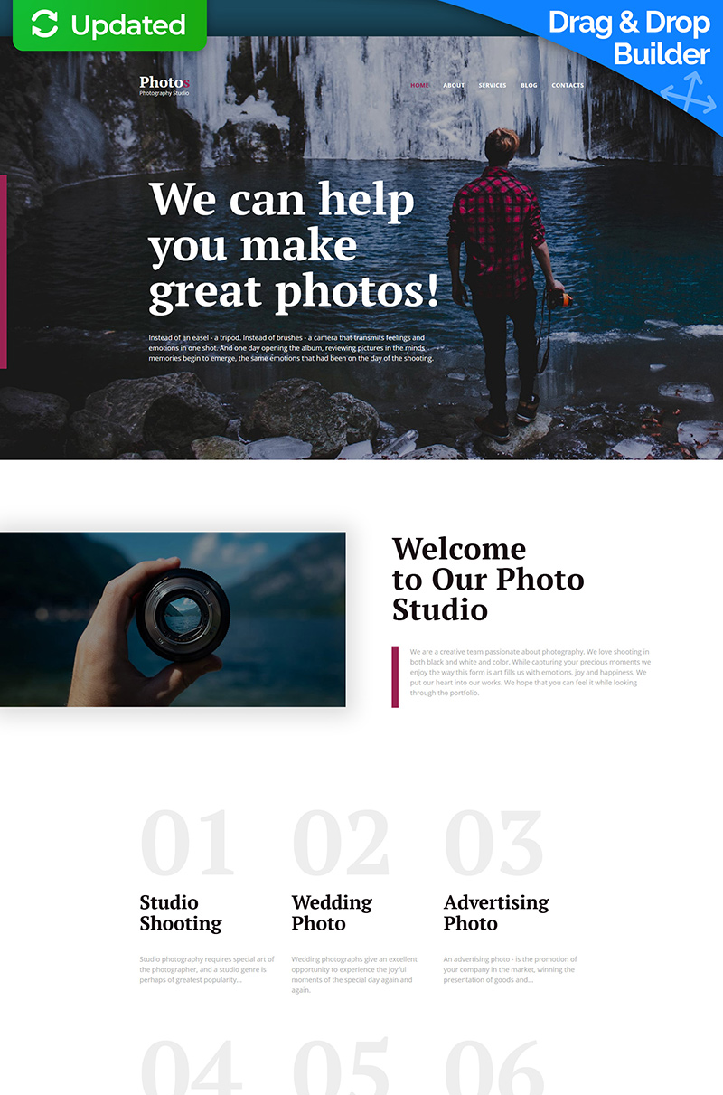Flash Photo Gallery Templates