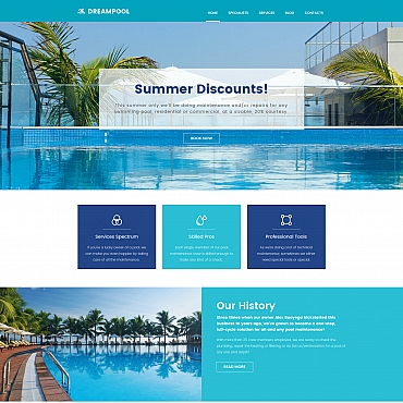 Website Template № 59504