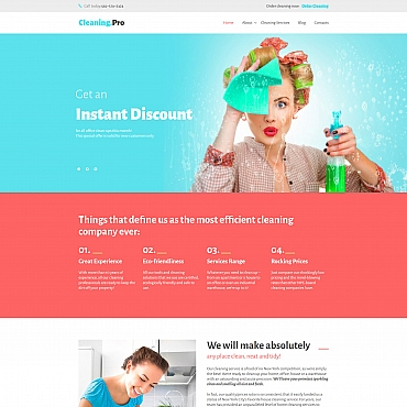 Website Template № 59507