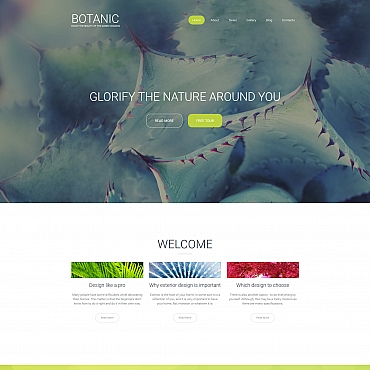 Website Template № 59509